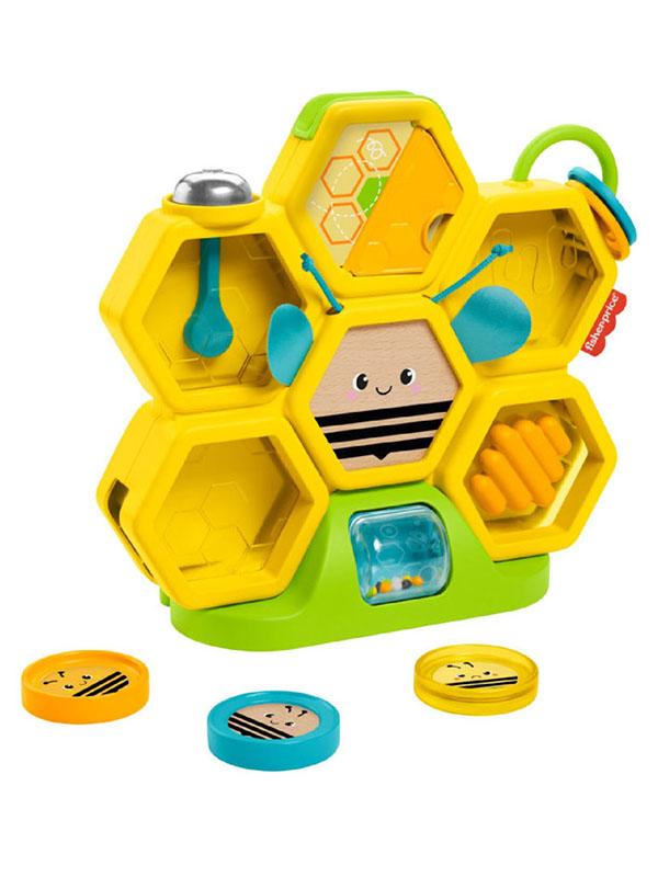 Настольная игра Mattel Fisher-Price Пчелиный улей GJW27