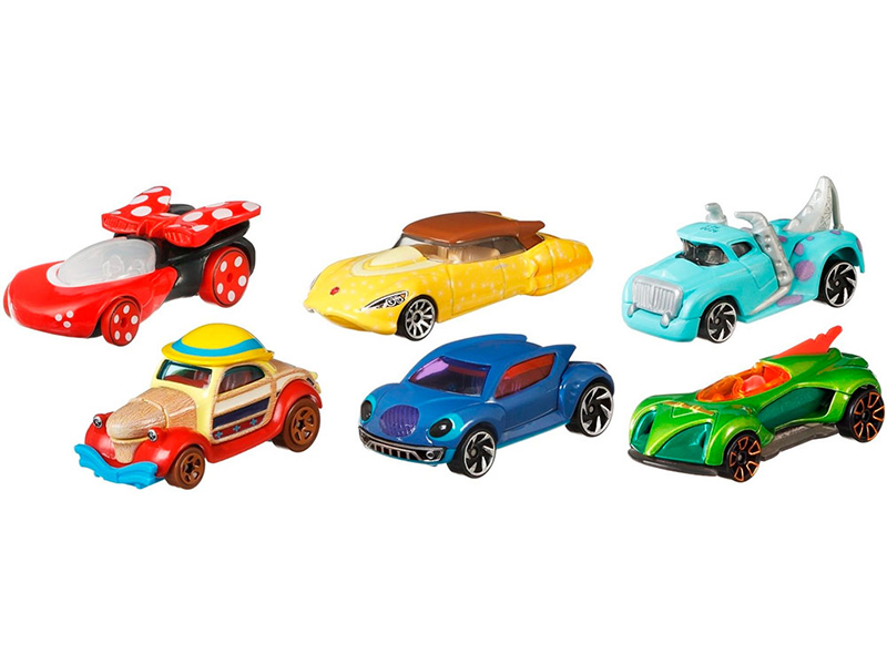Игрушка Mattel Hot Wheels Disney Caracter Cars () GCK28