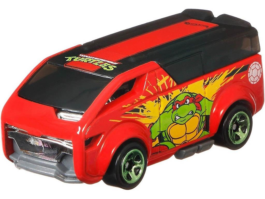 Игрушка Mattel Hot Wheels Герои кино () GDG83