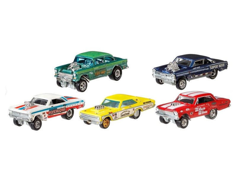 Игрушка Mattel Hot Wheels Car Culture () FPY86