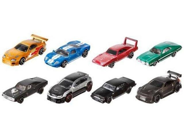 Игрушка Mattel Hot Wheels Форсаж () GBW75