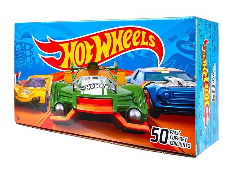 Игрушка Hot Wheels V6697 1:64