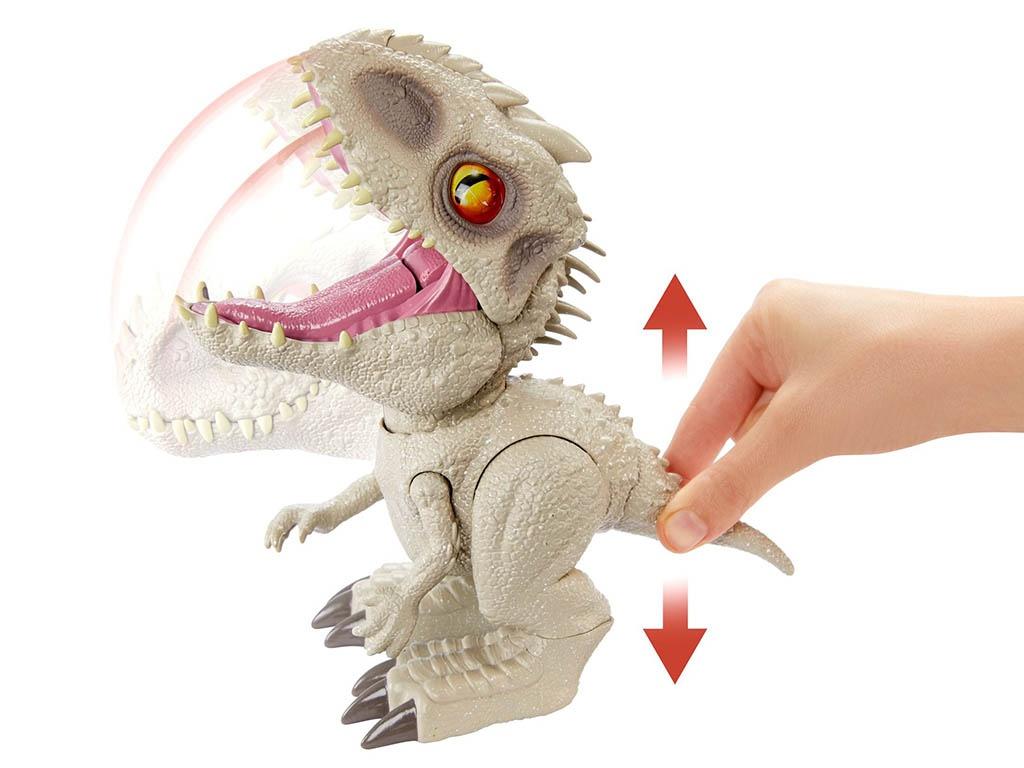 Mattel Jurassic World Свирепый Индоминус Рекс GMT90