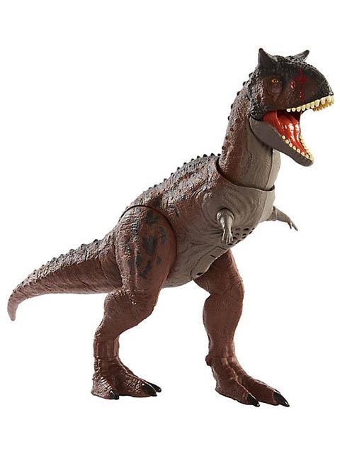 Mattel Jurassic World Карнотавр Торо GNL07