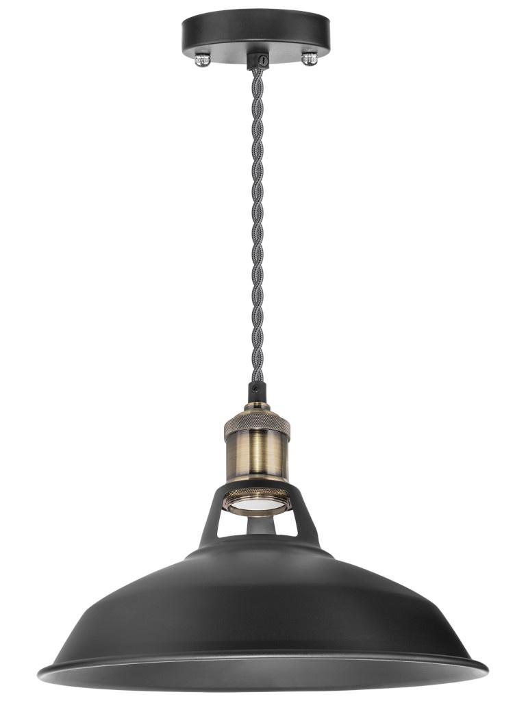 Светильник Navigator NIL-WF01-008-E27 Black Bronze 61 535