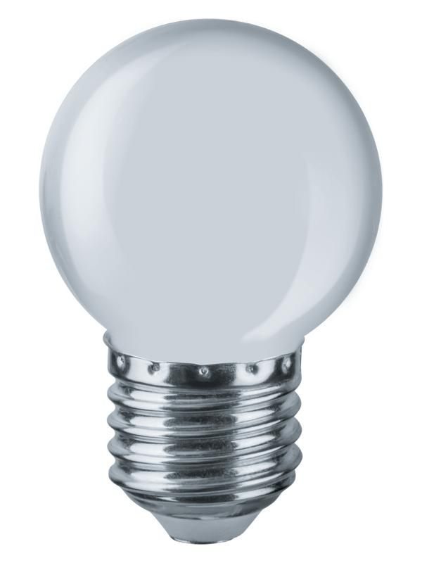 Лампочка Navigator NLL-G45-1-230-W-E27 61 243