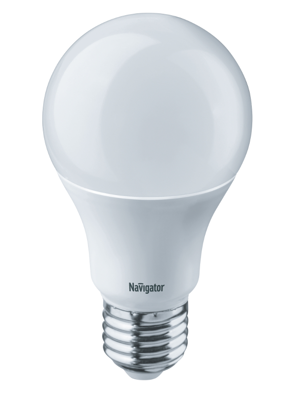 Лампочка Navigator NLL-A60-10-230-6.5K-E27 61 237