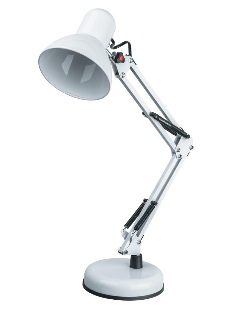 Настольная лампа Navigator NDF-D023-60W-WH-E27 61 643