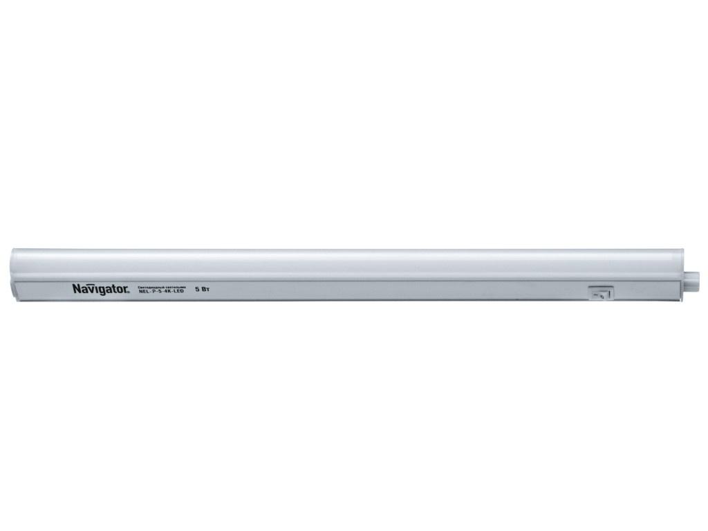 Светильник Navigator NEL-P-5-4K-LED 94 589
