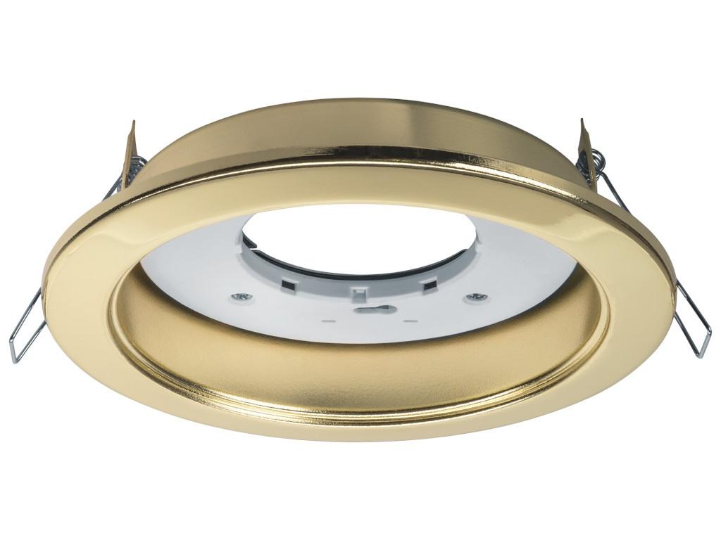 Светильник Navigator NGX-R1-002-GX70 Gold 61 389
