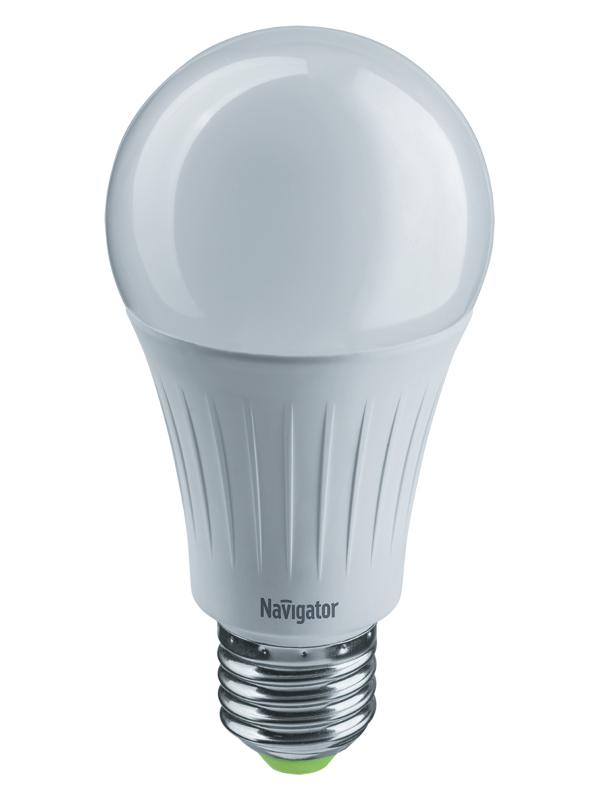 Лампочка Navigator NLL-A60-10-230-3COLOR-E27 61 625