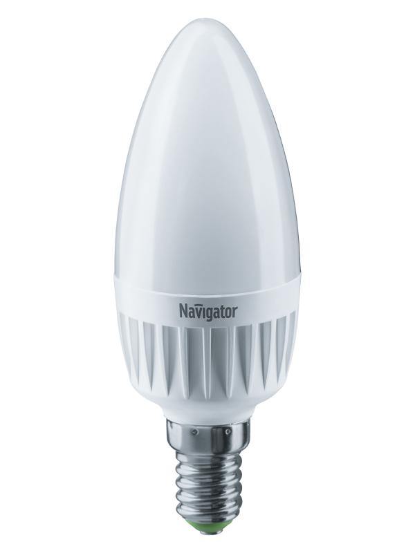 Лампочка Navigator NLL-C37-7-230-4K-E14-3STEPDIMM 61 652