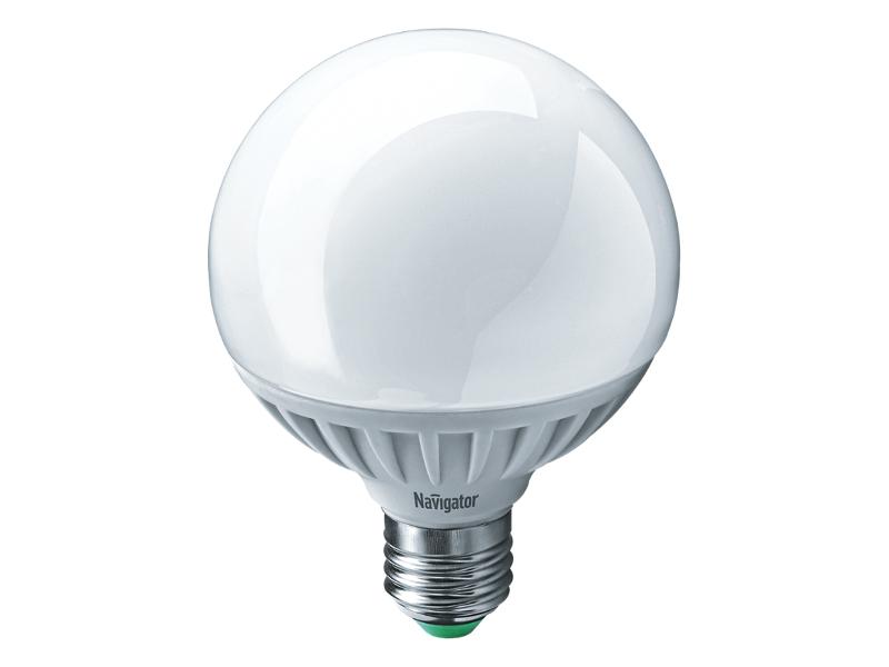 Лампочка Navigator NLL-G95-12-230-2.7K-E27 94 147