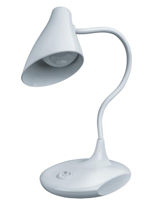 Настольная лампа Navigator NDF-D027-5W-4K-WH-LED White 14 226