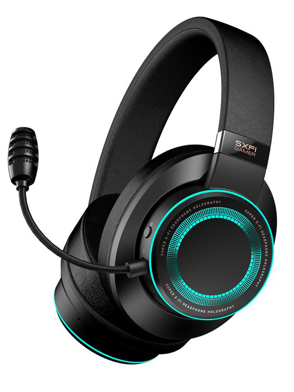 Наушники Creative SXFI Gamer 51EF0880AA000