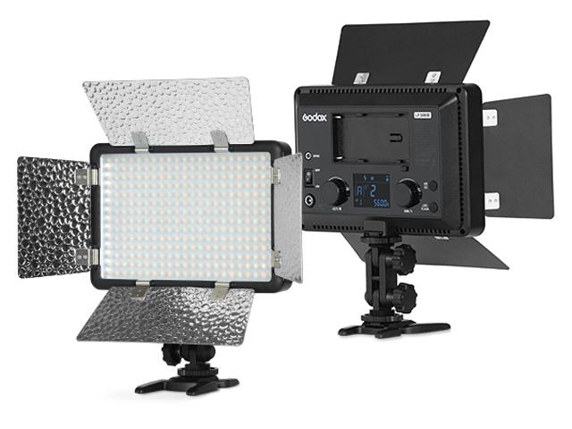 Накамерный свет Godox LF308BI 27762