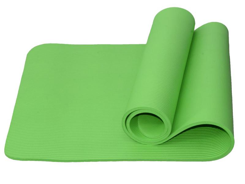 Коврик Atemi 183x61x1cm Green AYM05GN