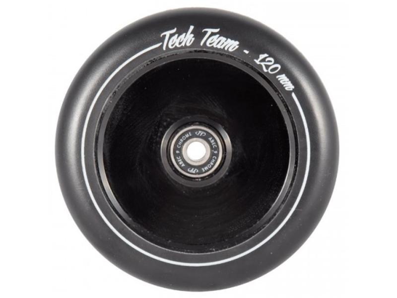 Колесо Tech Team X-Treme Harpy Hollow 120mm Black