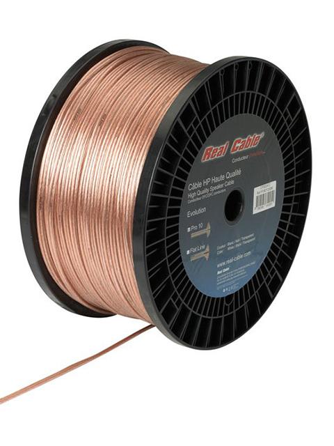 Акустический кабель Real Cable P160T 30m