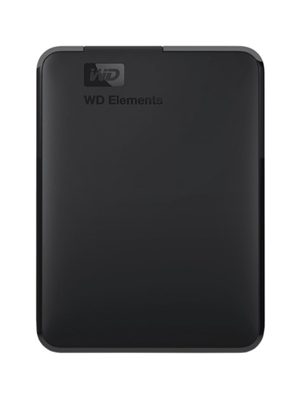 Жесткий диск Western Digital Elements Portable 5Tb WDBU6Y0050BBK-WESN
