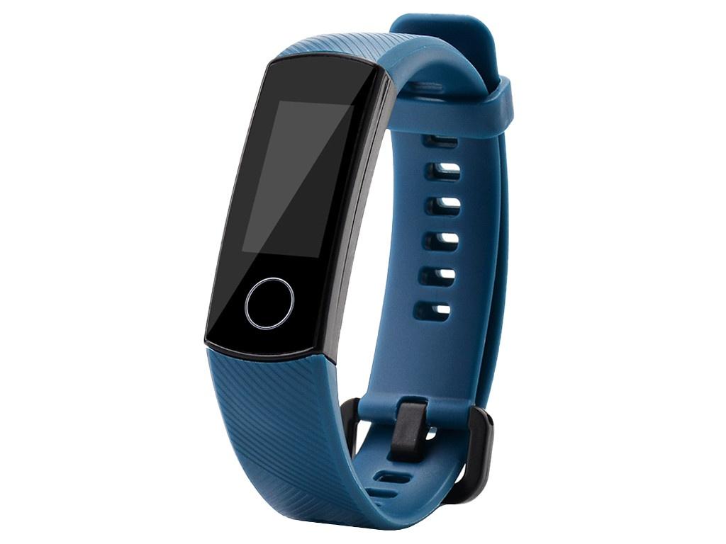 Aксессуар Ремешок Activ для Huawei HonorBand 4/5 Blue 110671
