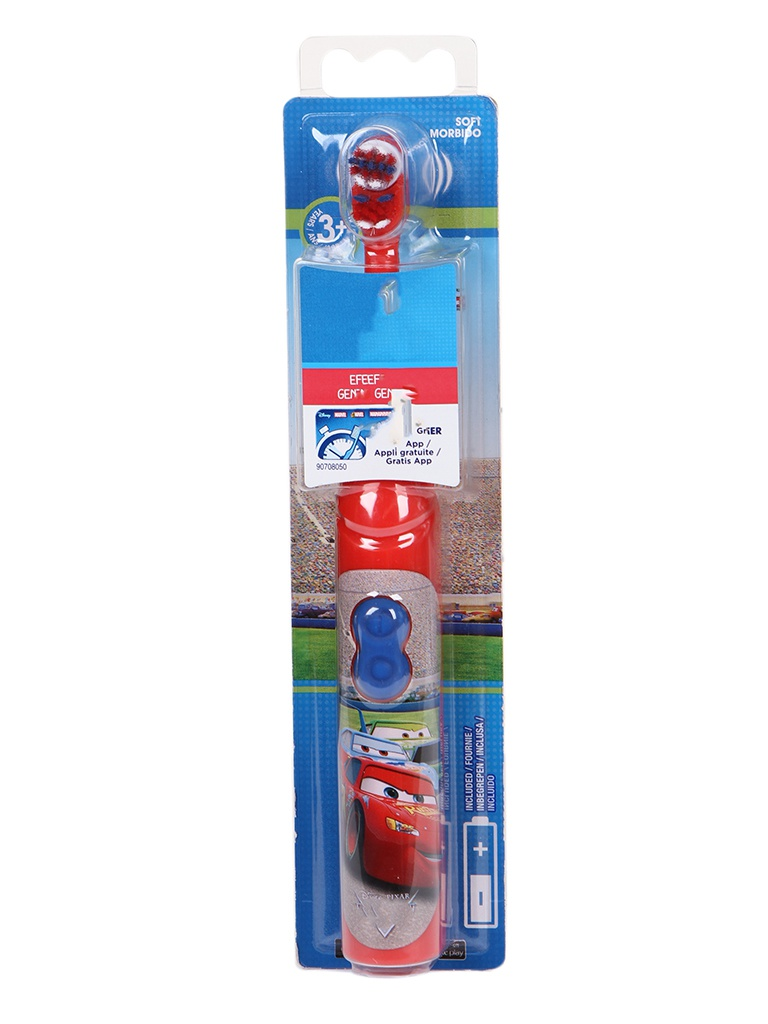 Зубная электрощетка Oral-B Stages Power DB3010 Тачки