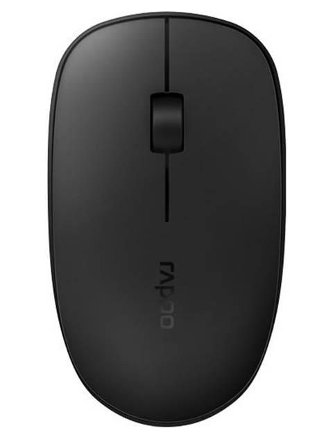 Мышь Rapoo M200 Black
