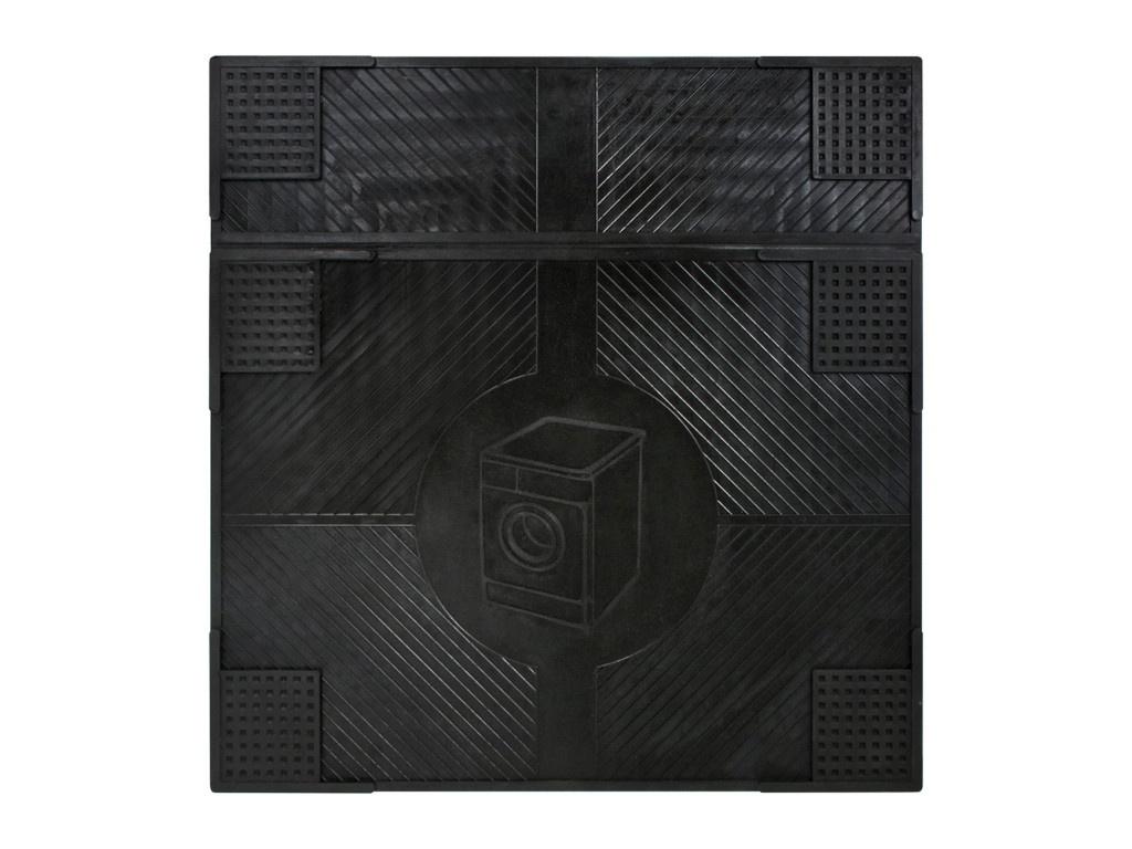 Коврик Vortex Антивибрационный 62x65x0.7cm 24258
