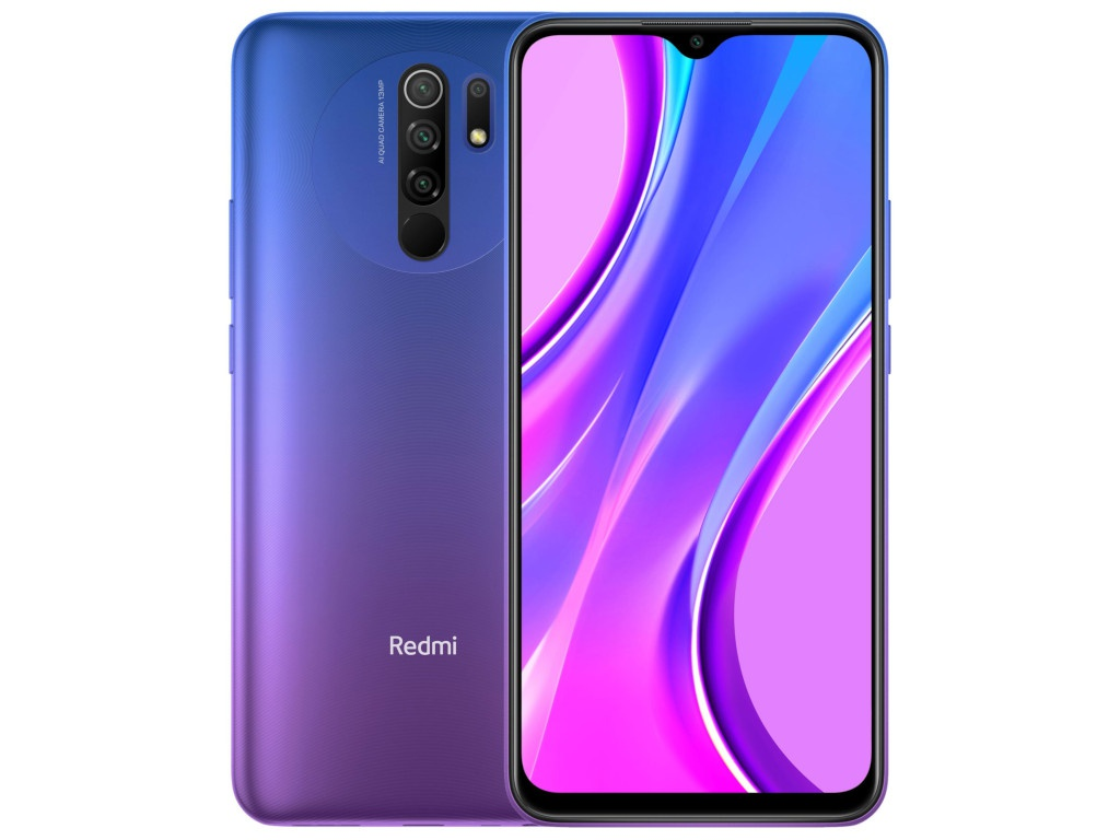 Сотовый телефон Xiaomi Redmi 9 3/32GB Sunset Purple