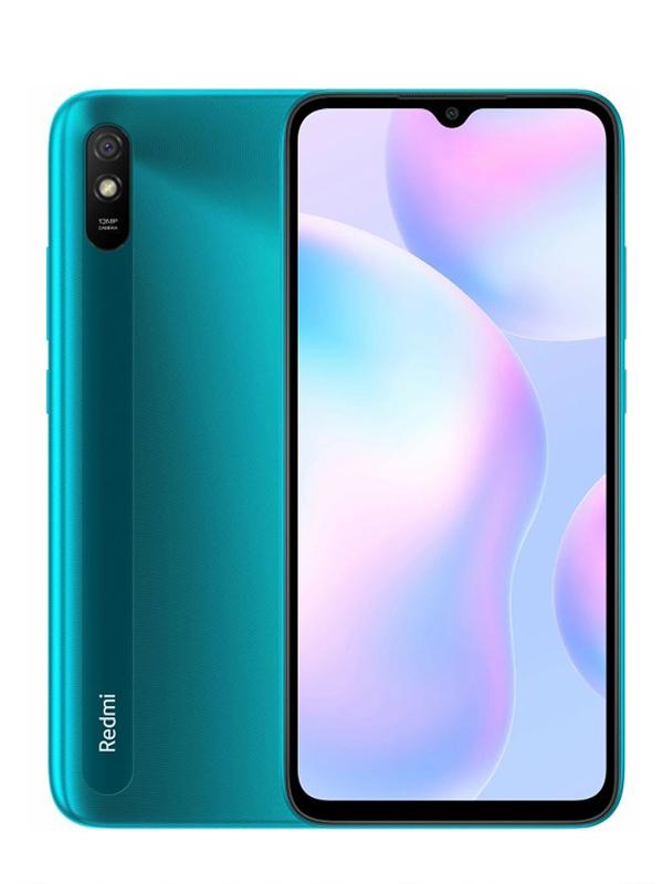 Сотовый телефон Xiaomi Redmi 9A Green
