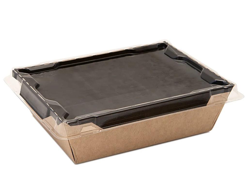 Одноразовый салатник Непластик 450ml 411-036