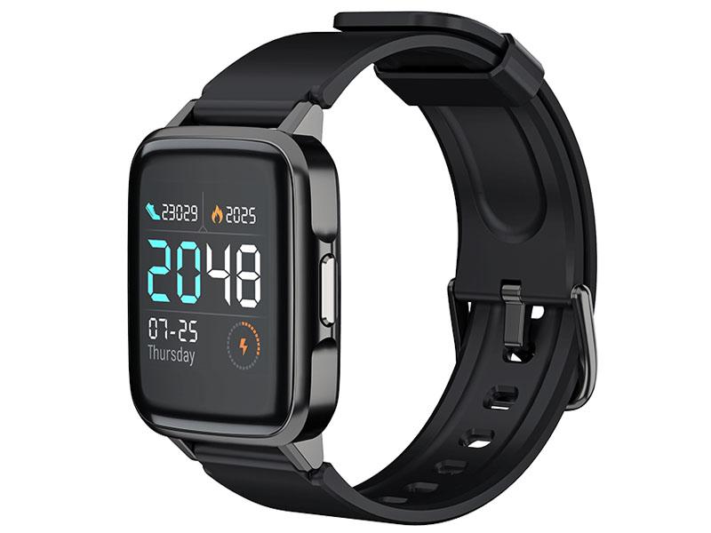 Умные часы Xiaomi Haylou LS01 Black Выгодный набор + серт. 200Р!!!