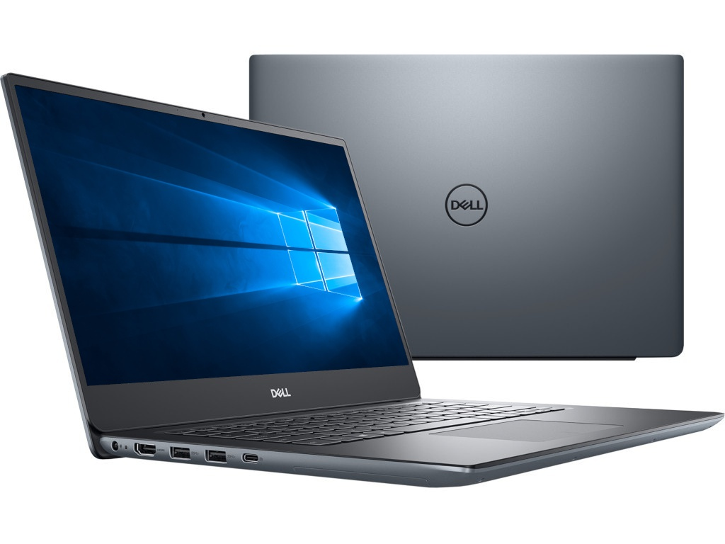 Ноутбук Dell Vostro 5490 5490-7750 (Intel Core i5-10210U 1.6GHz/8192Mb/SSD 256Gb/nVidia GeForce MX230 2048Mb/Wi-Fi/Bluetooth/Cam/14/1920x1080/Windows 10 Home 64-bit)