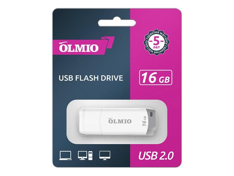 USB Flash Drive 16Gb - Olmio U-181 42090