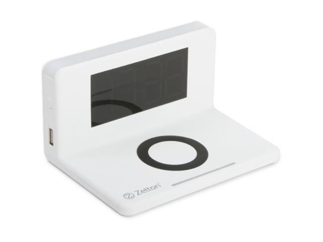Зарядное устройство Zetton ZTSY-W0241QI10WACWRU