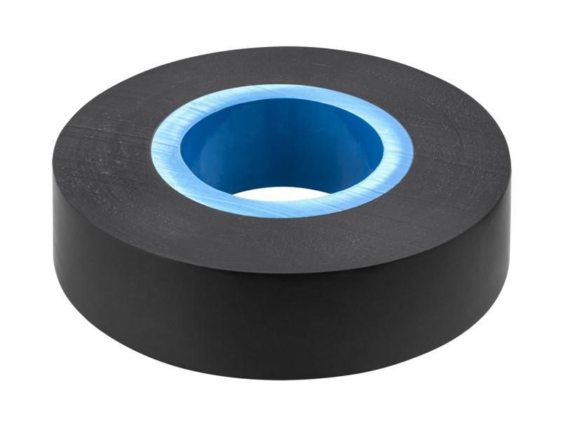 Изолента ОнЛайт OIT-B19-20/BL 19mm х 20m Black 71 690