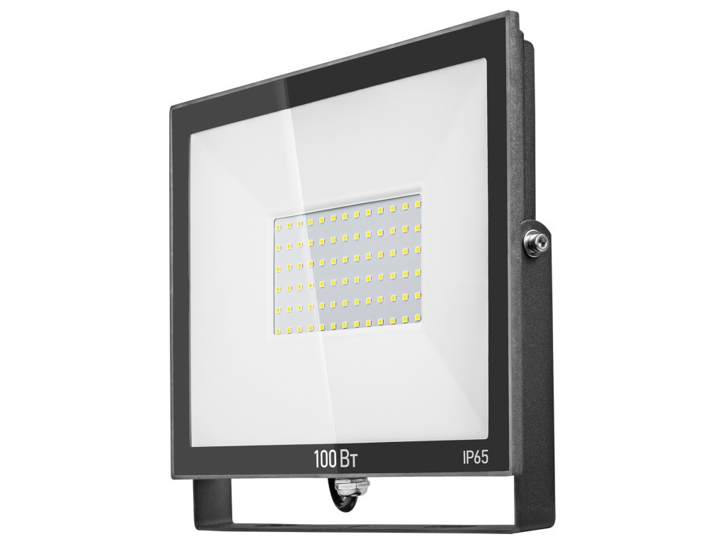 Прожектор ОнЛайт OFL-100-4K-BL-IP65-LED 61 947