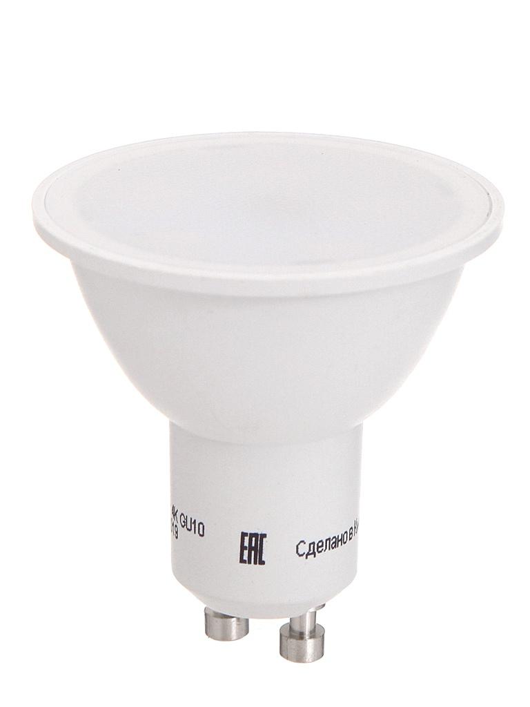 Лампочка ОнЛайт LED PAR16 GU10 5W 230V 4000K OLL-PAR16-5-230-4K-GU10 61 893