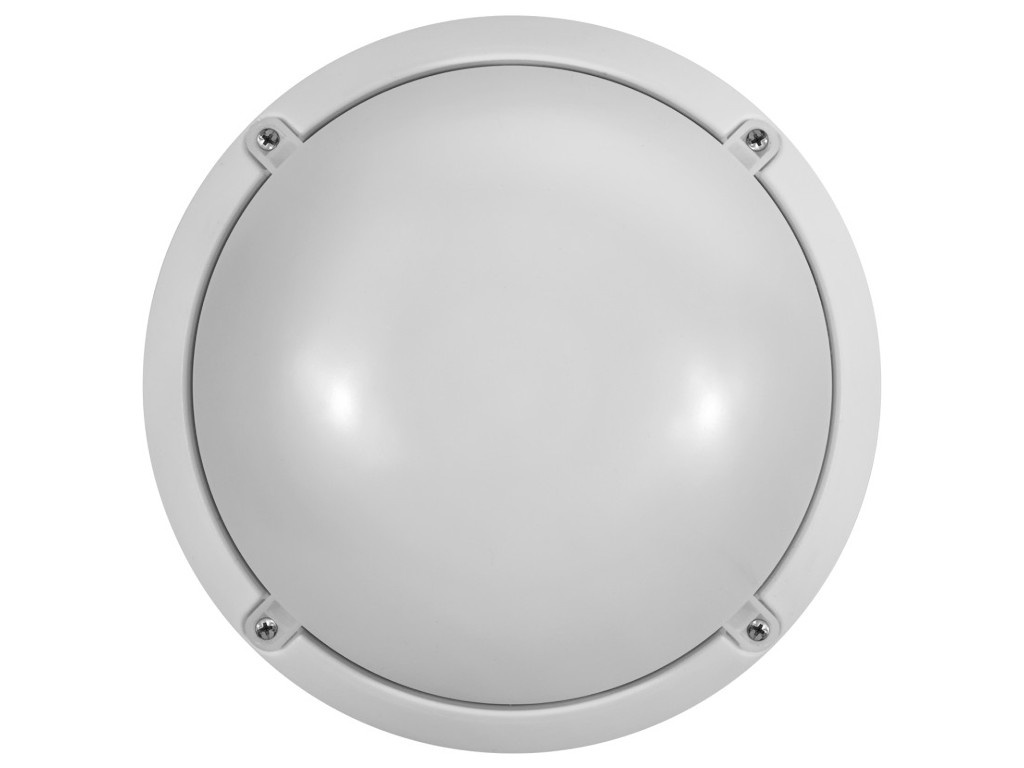 Светильник ОнЛайт OBL-R1-12-6.5K-WH-IP65-LED 61 194