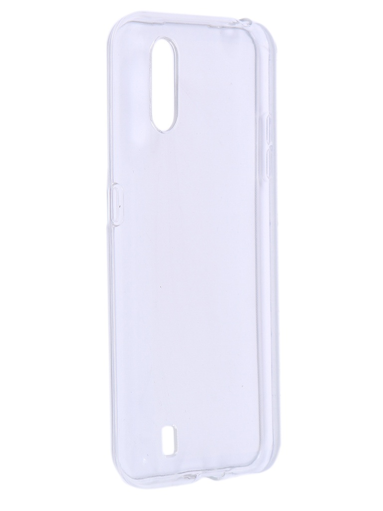 Чехол DF для Samsung Galaxy M01 Silicone Super Slim sCase-101