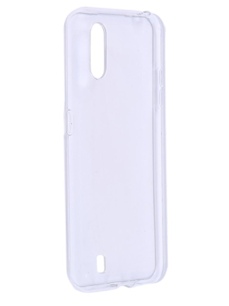 Чехол DF для Samsung Galaxy M01 Silicone Super Slim sCase-101 недорого
