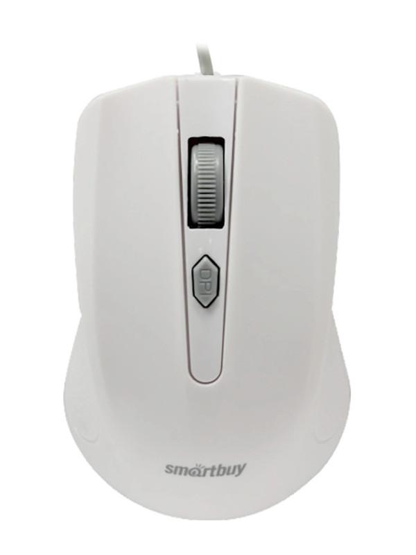 Мышь SmartBuy One 352 White SBM-352-WK