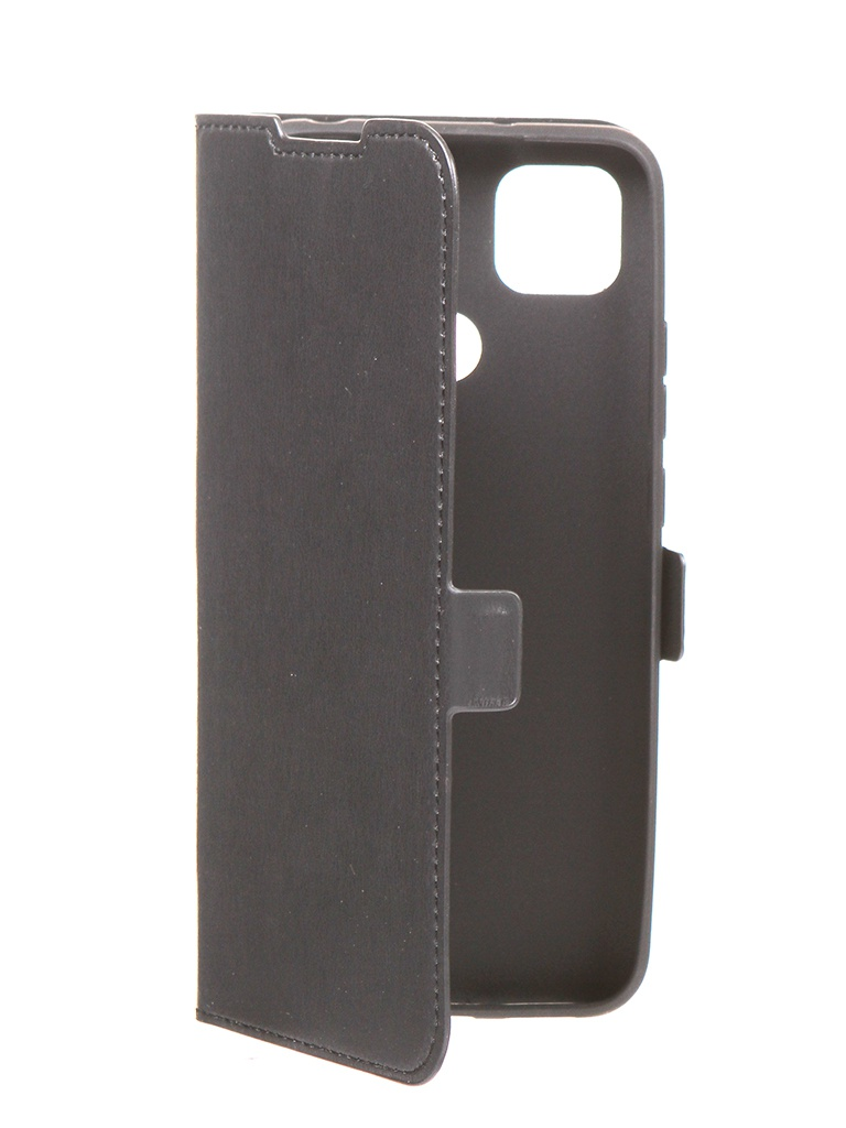 Чехол DF для Xiaomi Redmi 9C Black xiFlip-64