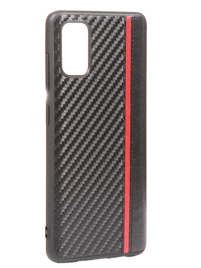 Чехол G-Case для Samsung Galaxy A41 Carbon Black GG-1240