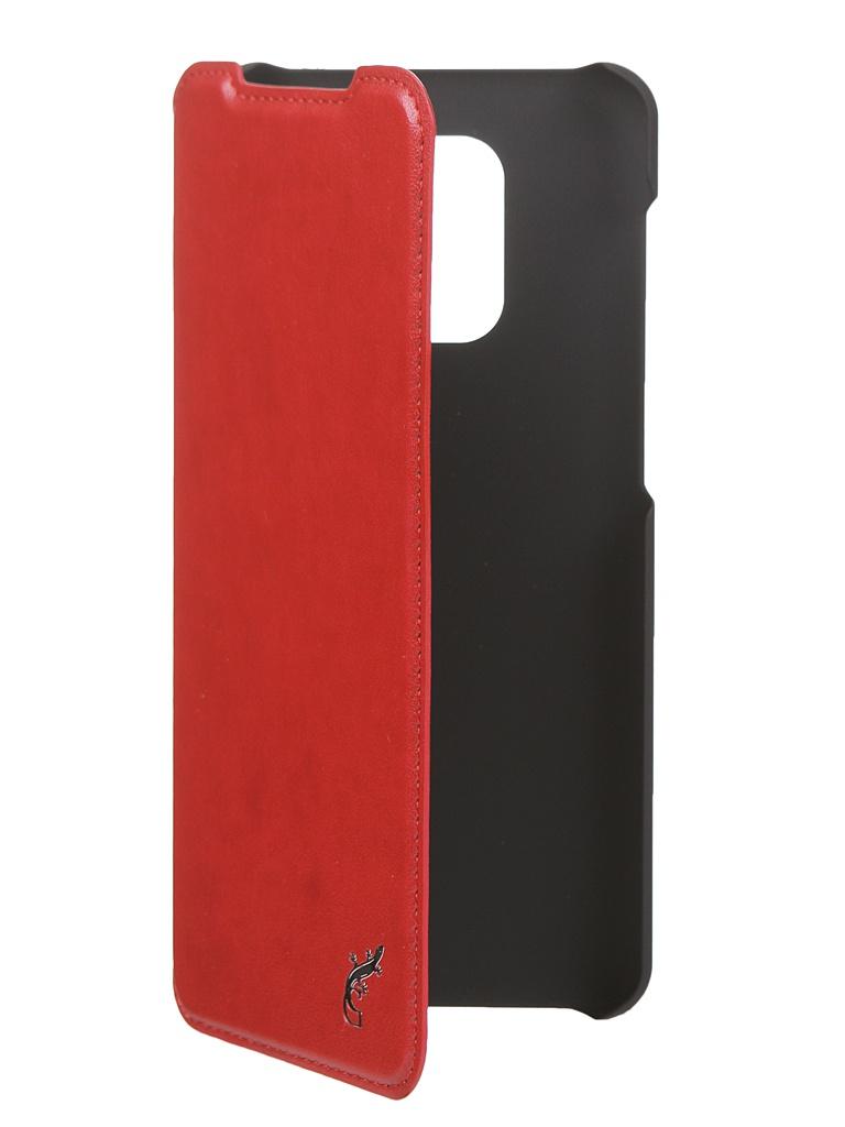 Чехол G-Case для Xiaomi Redmi Note 9S / 9 Pro Max Slim Premium Red GG-1247