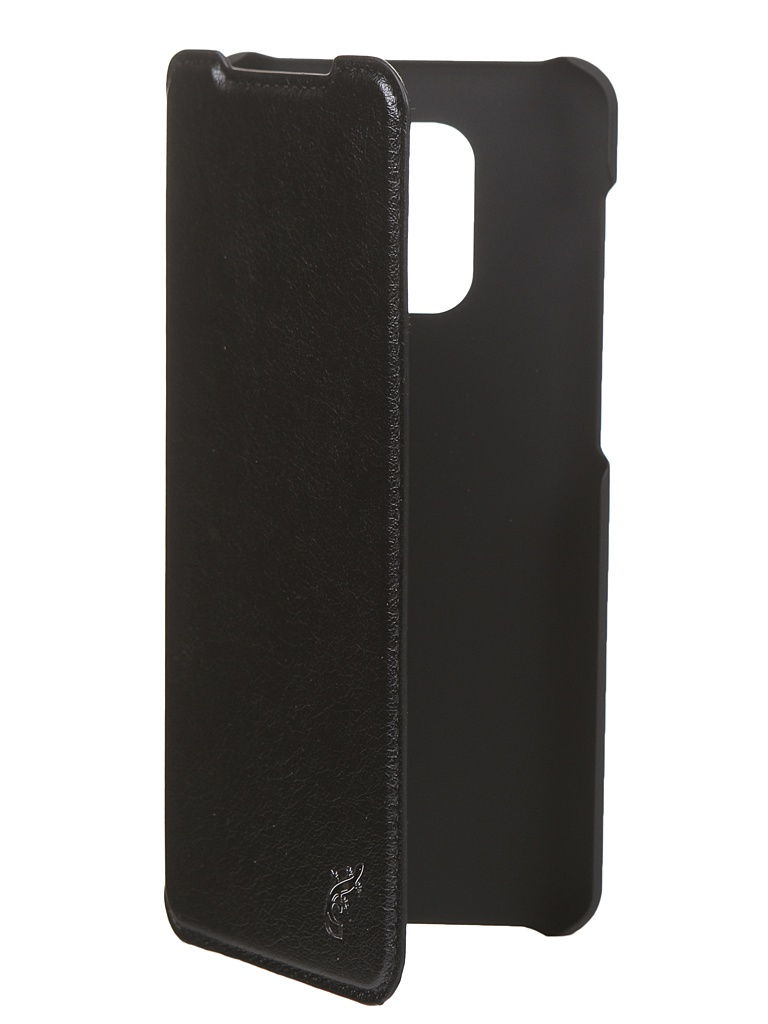 Чехол G-Case для Xiaomi Redmi Note 9S / 9 Pro Max Slim Premium Black GG-1246