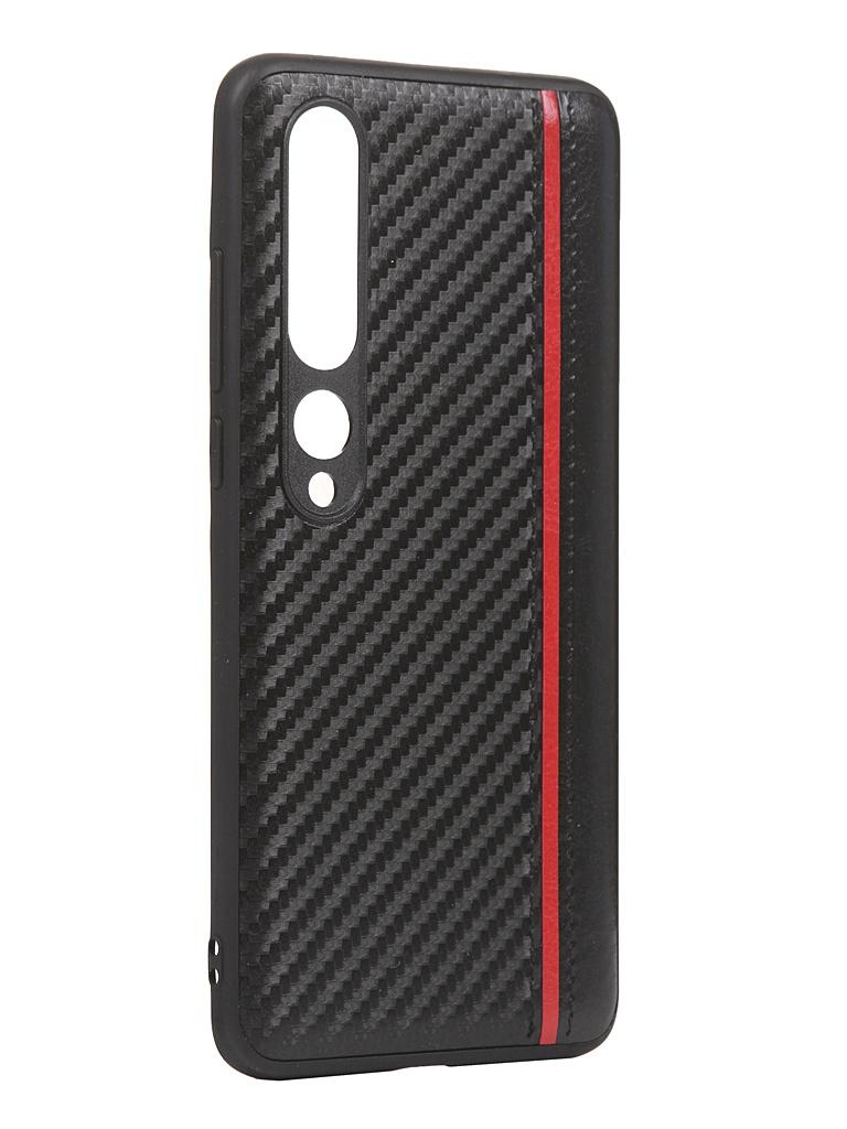 Чехол G-Case для Xiaomi Mi 10 Pro Carbon Black GG-1231