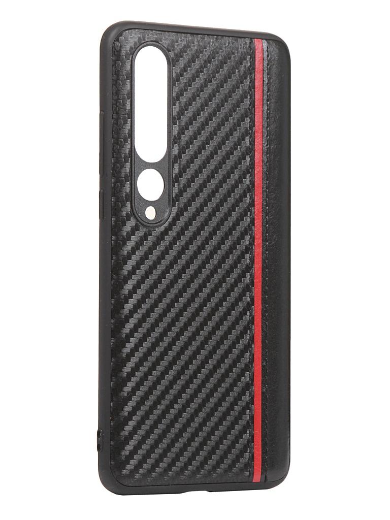 Чехол G-Case для Xiaomi Mi 10 Carbon Black GG-1230