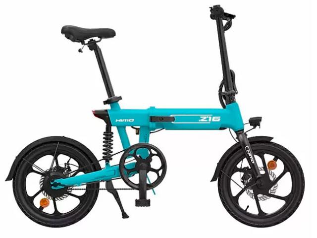 Электровелосипед Xiaomi Himo Z16 Blue
