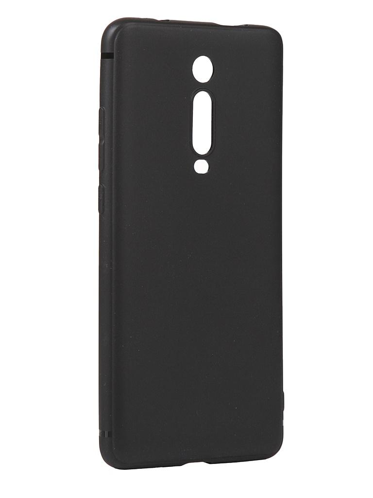 Чехол Innovation для Xiaomi Redmi K20/Mi 9T Matte Black 16483
